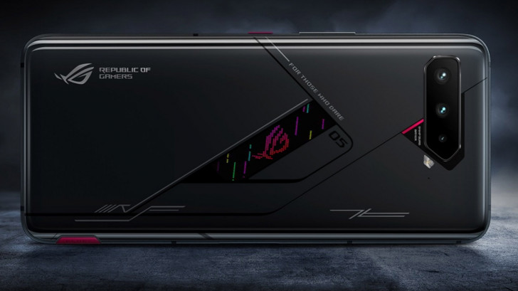 These ROG Phone 5s live wallpapers won't make your Pixel a gaming phone
